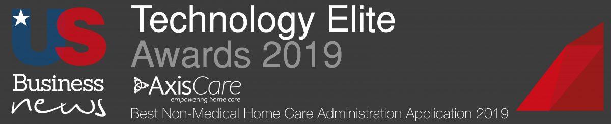 US technology elite award winner 2019
