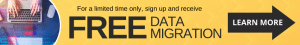 Now Offering FREE DATA MIGRATION!