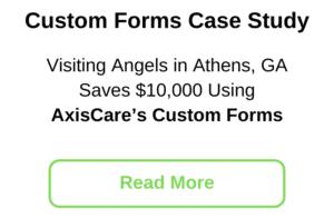 Custom Forms Case Study