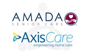 Amada Senior Care and AxisCare Partnership