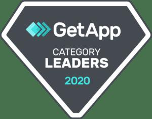 GetApp Category Leaders of 2020 Award
