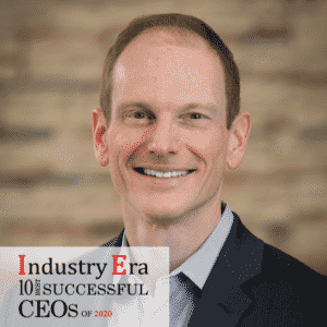 Todd Allen - 10 best Successful CEOs of 2020 Award