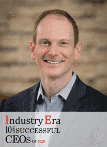 Industry Era 10 best successful CEO's of 2020 Award