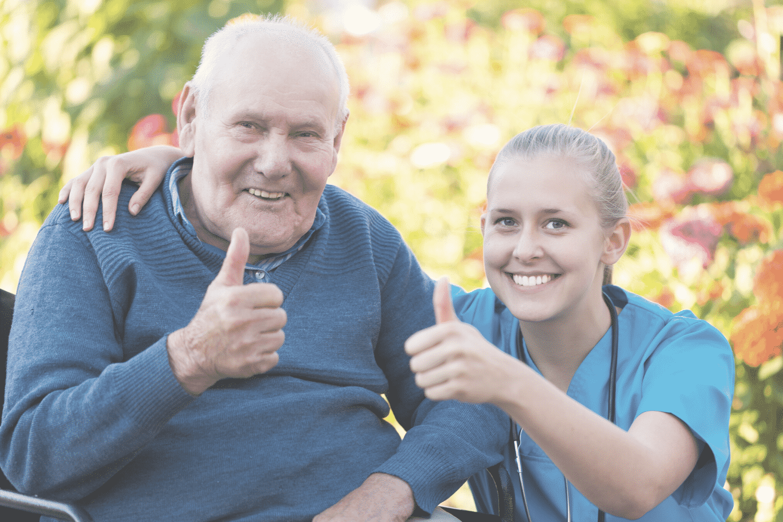 encouraging home care statistics