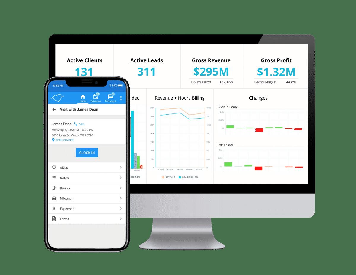 Home Care Software Platform