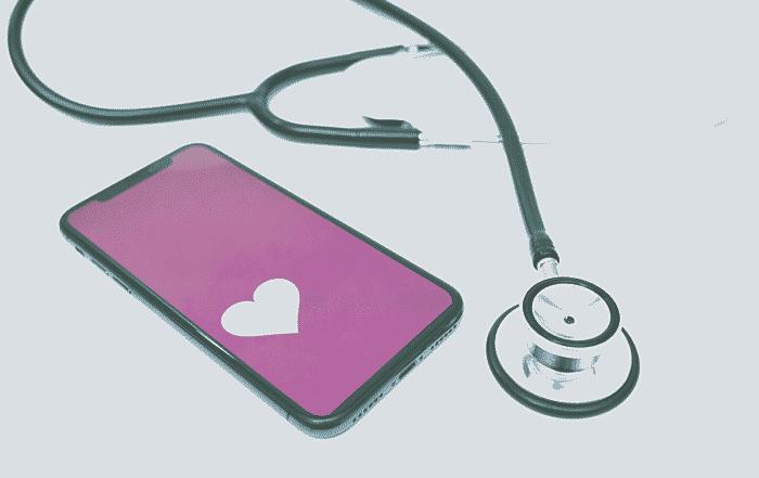 Mobile Phone Home Care EVV App